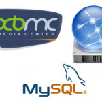 Zentralisieren einer Kodi / XBMC Datenbank