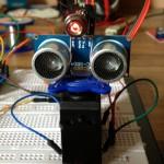 """Arduino """"Selbstschussanlage"""""""