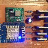 ESP RGBWW Wifi Led Controller (vbs Edition)
